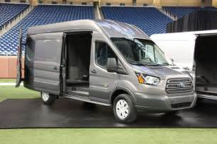 Ford Transit Cer 2014 Ford Transit Will Come With 3 2 Liter Diesel Five