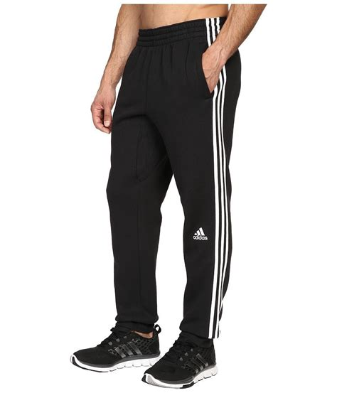 Striped Jogger Sweatpants adidas men s basketball slim 3 stripe sweatpants ap0422