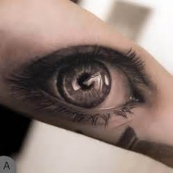 niki norberg tattoo eye