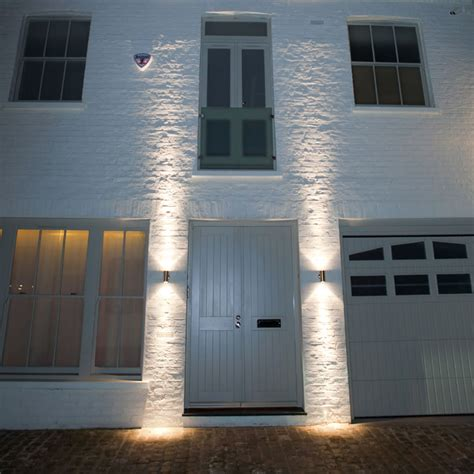 Pillar Halogen Light Garden Exterior John Cullen Front Door Wall Lights