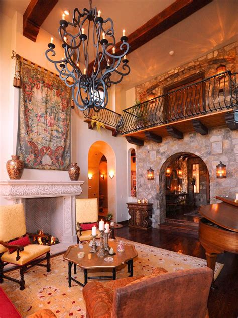 spanish home decor living room spanish style design homesfeed