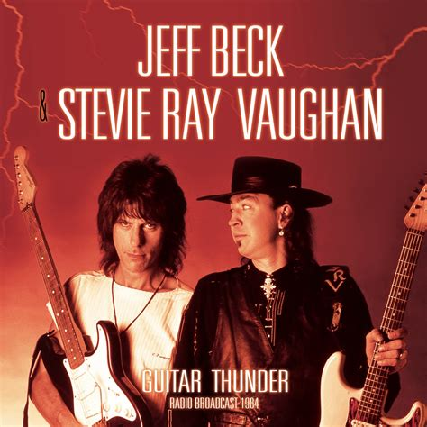 collections jeff beck stevie ray vaughan
