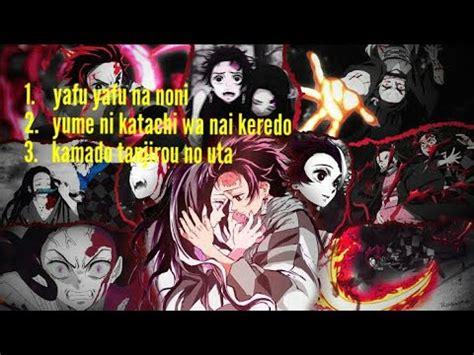 musik anime tersedih youtube