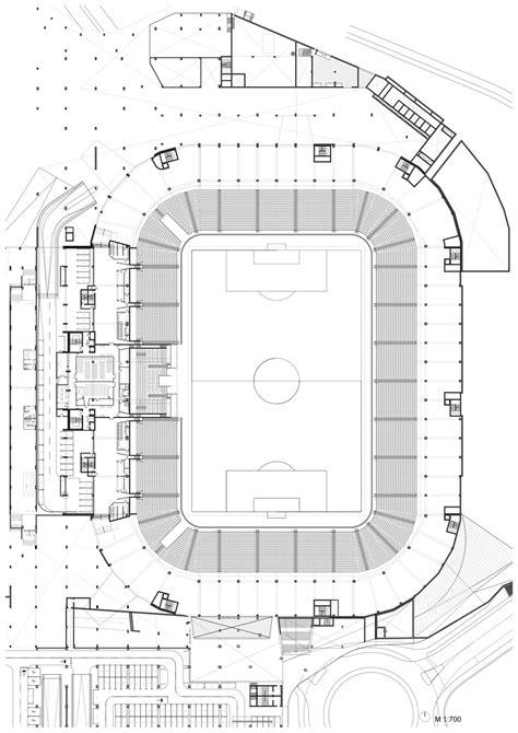 Gallery of Football Stadium of Sports Park Stožice / SADAR