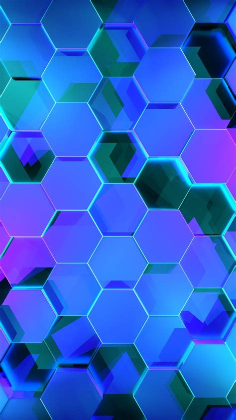 wallpaper geometry hexagon colors   abstract  page