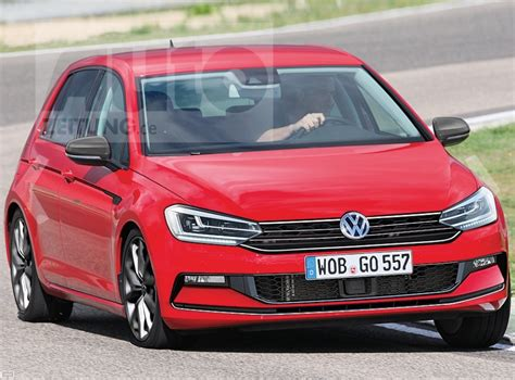 Vw Golf 2019 by 2019 Volkswagen Golf 8 New Pictures Revealed