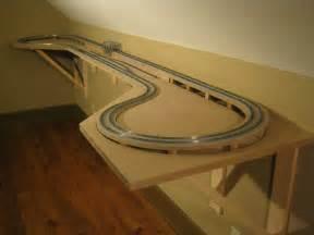 smith creek designs n scale model railroad shelf layout