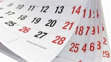 libro cuatro dias de enero 8 fines de semana largo y 12 feriados tendr 225 el calendario 2017 tele 13