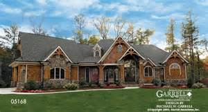 amicalola cottage rustic style house plan