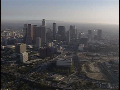 Los Angeles Ls by Los Angeles Ca Circa 1999 Aerials Ls Of Flying B T