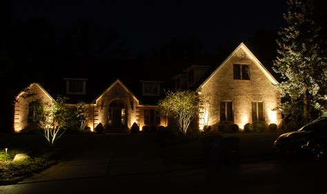 landscaping lighting green lawn specialists