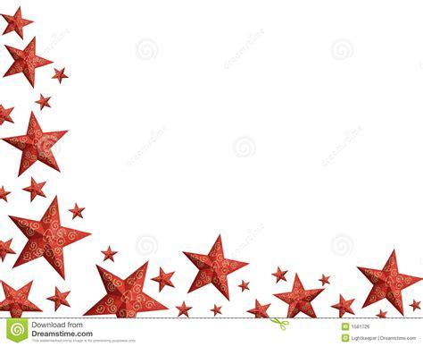imagenes navidad estrellas estrellas rojas brillantes de la navidad aisladas imagen