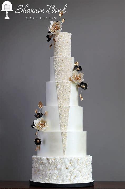 Great Wedding by Gatsby Wedding Cake Cakecentral