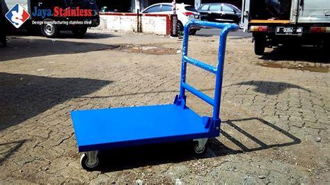 Trolley Besi Lipat Trolley Lipat 081310045708 trolley barang sistem lipat troli besi