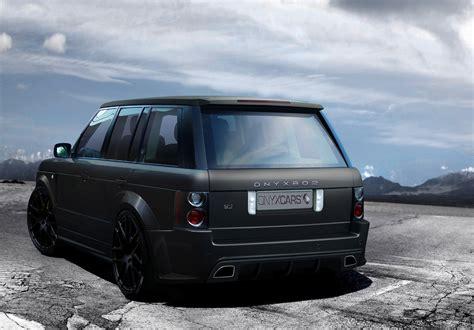 land rover voque onyx cars platinum v enhances the luxurious range rover vogue