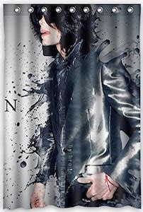 Jackson Shower by Micheal Jackson Shower Curtain Celebrithings