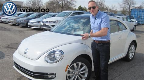 volkswagen beetle white 2016 2015 vw beetle in oryx white review at volkswagen waterloo
