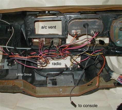 basic wiring harnesses    trans ams