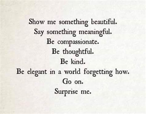 Say Something About Me Quotes
