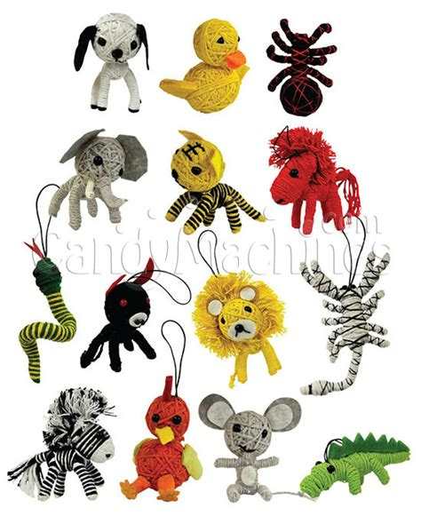 String Animals - buy animal string dolls vending capsules vending machine