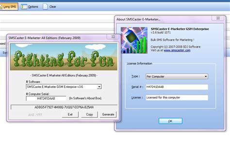 bulk sms software full version free download free download smscaster 3 7 full version