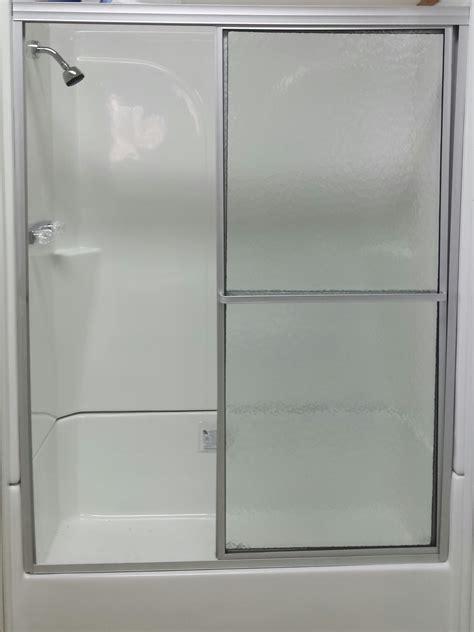 anchors for fiberglass shower doors fiberglass shower base w surround and door royal durham