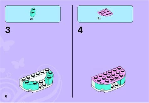 Lego mia s bedroom instructions 3939 friends