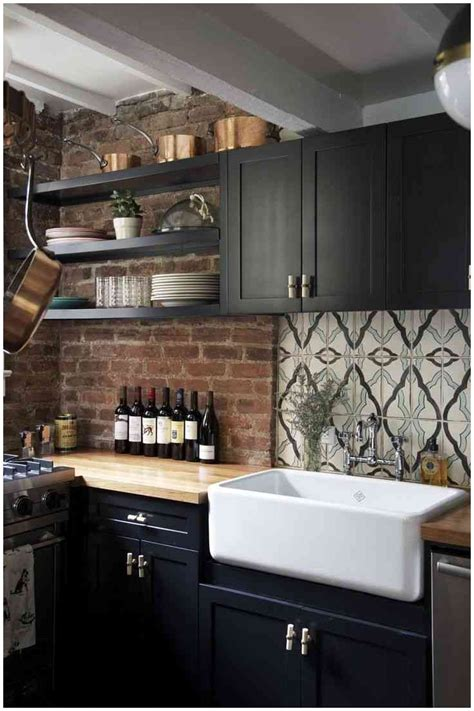 Cuisine Style Cagne Chic by Cafe Interior Kitchen Industrial Style Aimjournal Org
