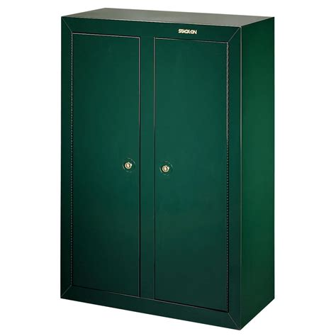 stack on door gun cabinet stack on gcdg 9216 gun cabinet convertible door