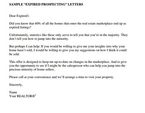 Letter Of Intent Expiration Date Real Estate Sle Letters Vertola