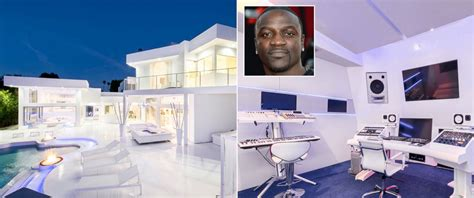 akon house akon lists his house with lyrical description picture in photos celebrity homes
