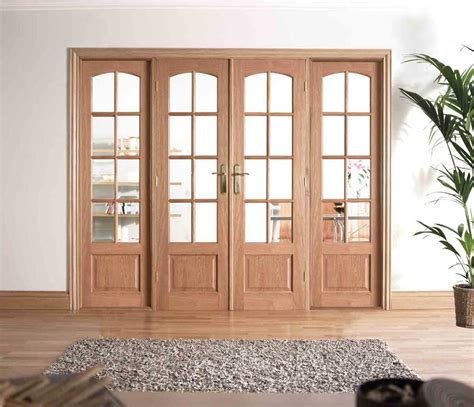 Large Folding Doors Interior by Inside Doors