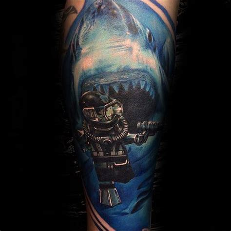 scuba diver tattoo designs 40 scuba diving designs for diver ink ideas