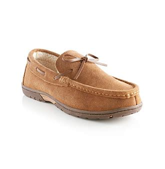rockport moccasin slippers upc 702948393090 rockport 174 s quot eric quot moccasin slipper