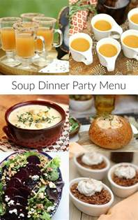 soup kitchen menu ideas soup dinner menu recipe