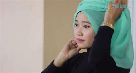tutorial hijab paris pesta bisikan com ini tutorial hijab paris segi empat untuk ke pesta terbaru
