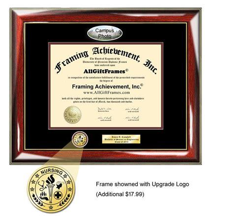 Uta Mba by Of Uta Diploma Frame Cus