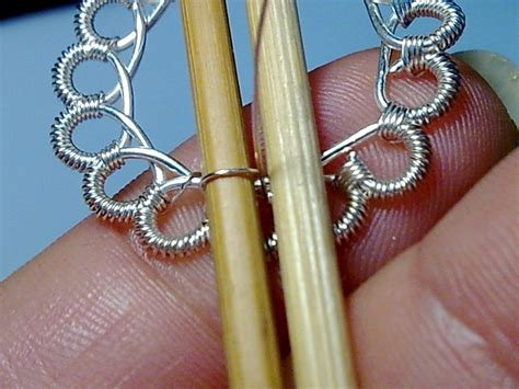tools for wire jewelry create beautiful wire crochet with no special tools