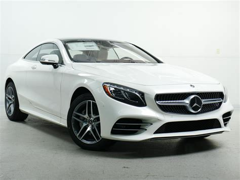 mercedes s class coupe 2019 new 2019 mercedes s class s 560 coupe in minnetonka