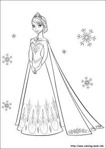 elsa frozen coloring pages frozen elsa coloring pages