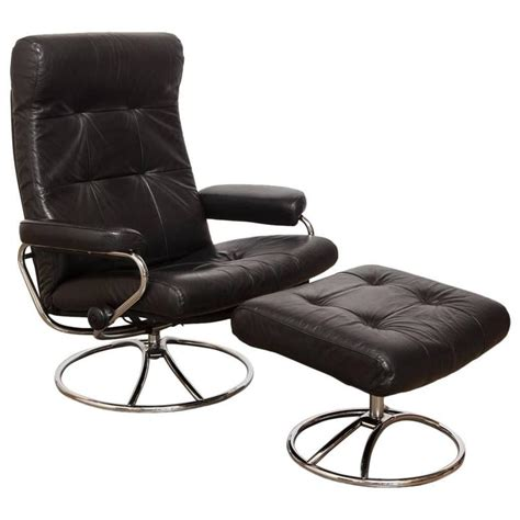 stressless chairs sale midcentury ekornes stressless reclining lounge chair and