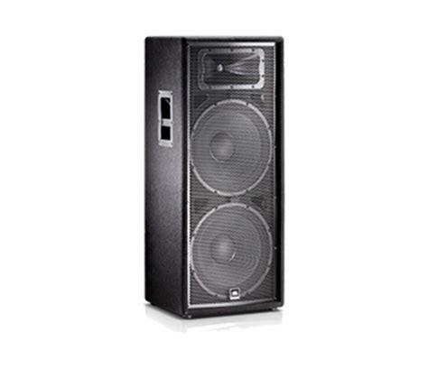 Speaker Jbl Jrx 225 jrx 225 dual fullrange luidspreker kopen fullrange