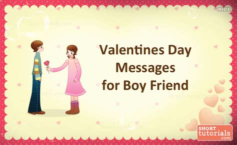 valentines day wishes for boyfriend valentines day messages for boyfriend