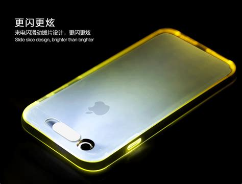 Led Iphone 5s rock 174 apple iphone 5 5s se led light soft
