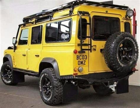 yellow land rover discovery 14 best images about land rover defender yellow on