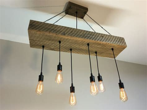 60 Best Images About 7m Woodworking By Paul Miller On Beam Light Fixture