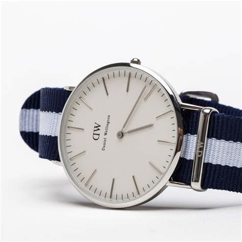 Daniel Wellington Glasgow Silver classic glasgow silver by daniel wellington glasgow daniel o connell and watches