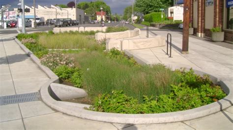 project history green infrastructure midwest city proves green infrastructure improves water quality works magazine design