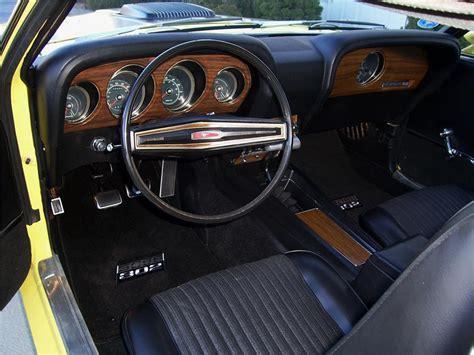 1970 mustang interior 1970 ford mustang 302 fastback 125322