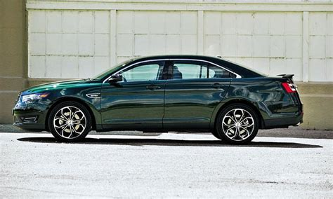 Sho Green 2014 ford taurus sho overview price